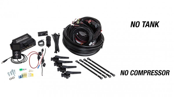 "Air Lift Performance 3H-Management (1/4"" Air Line, No Tank, No Kompressor)"