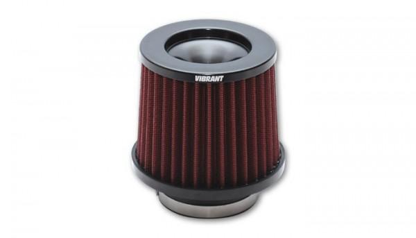 Vibrant Perfomance Performance Luftfilter - 63,5mm Einlass - Standard