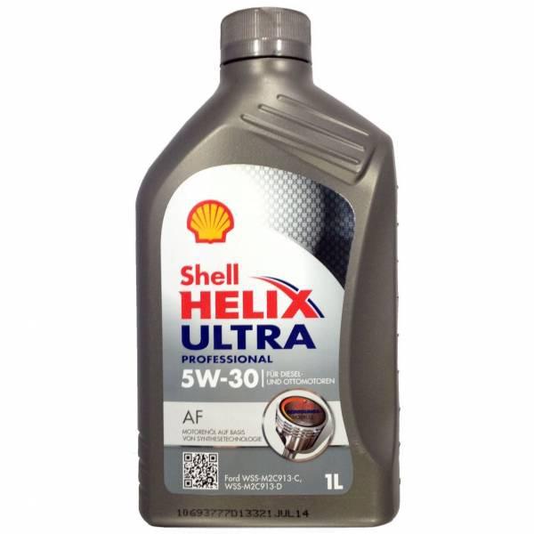 Shell Helix Ultra Professional AF 5W-30 1l