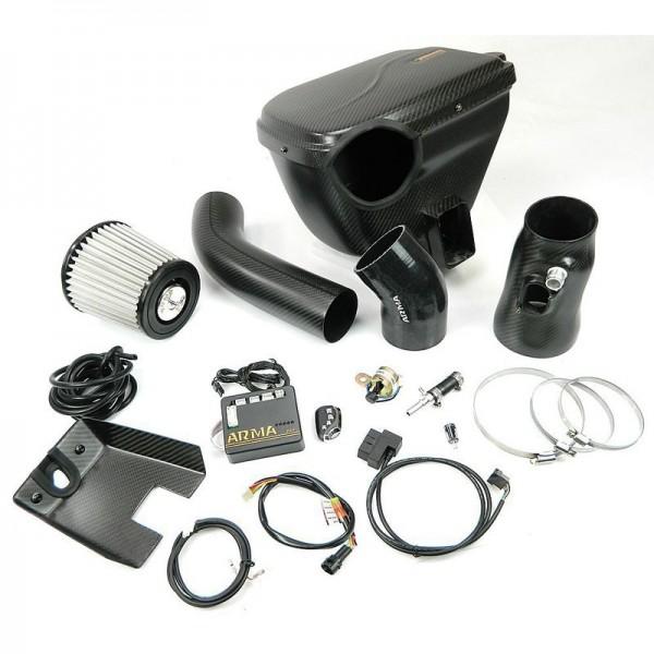 ARMA Carbon Airbox Variable Ansaugung BMW F30 335
