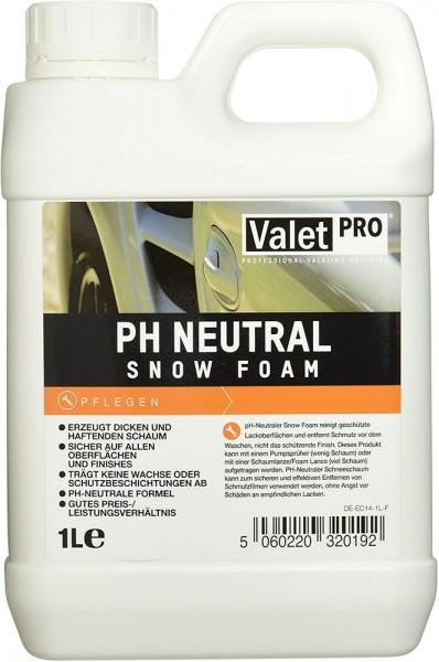 ValetPro Snow Foam PH Neutral 1l