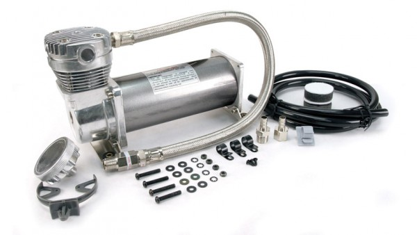 Viair 480C Chrome Kompressor - 13,8 BAR