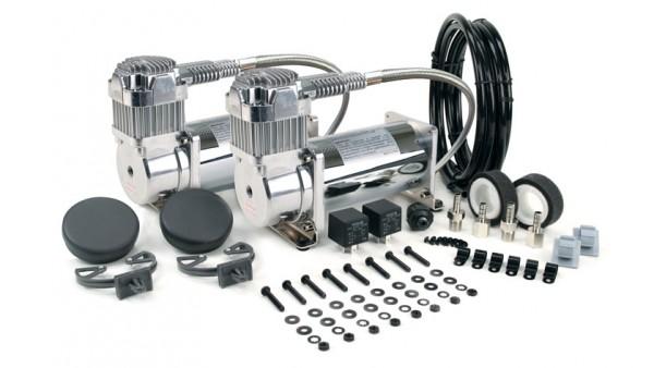 Viair 380C Dual Pack Kompressor - 13,8 BAR